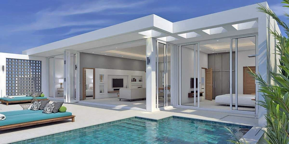 Купить виллу в тайланде на берегу купить апартаменты в хорватии