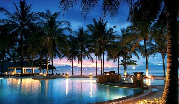 Где в тайланде самое чистое море